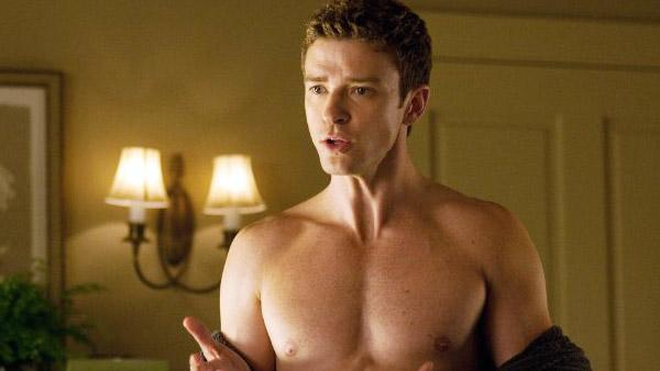 Justin Timberlake appears in a promotional still from the 2011 movie Friends With Benefits. - Provided courtesy of Sony Pictures / CTMG / Glen Wilson