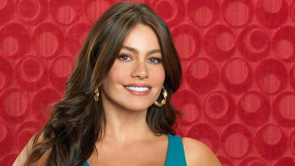 (Pictured: Sofia Vergara in a promotional still for 'Modern Family')