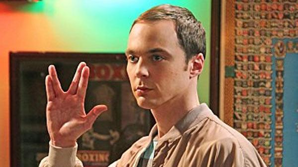 (Pictured: Jim Parsons in a promotional still for 'The Big Bang Theory')