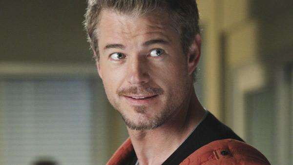 Eric Dane appears in a scene from the ABC series Greys Anatomy. - Provided courtesy of ABC