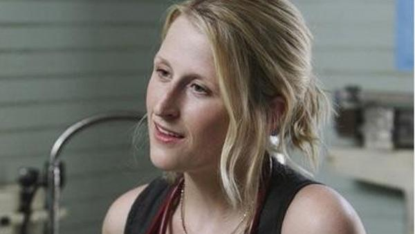 Mamie Gummer appears in a scene from the ABC series Off The Map. - Provided courtesy of Craig Sjodin / ABC