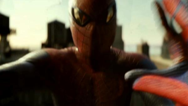'Amazing Spider-Man' trailer - watch