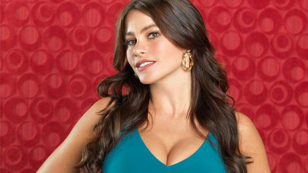 Sofia Vergara appears in an undated 2010 promotional photo for the ABC comedy series Modern Family. - Provided courtesy of ABC / ABC / Bob DAmico