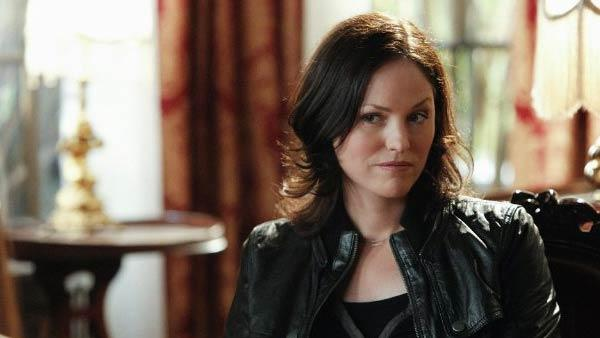 Jorja Fox in a scene from CSI - Provided courtesy of CBS