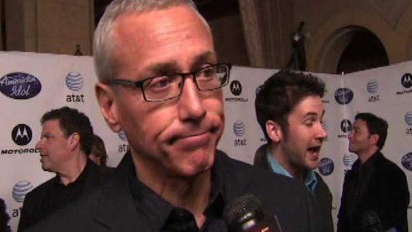 (Pictured: Dr. Drew Pinsky speaks to OnTheRedCarpet.com on Feb. 24, 2011 at a party honoring the Top 24 'American Idol' finalists in Los Angeles.)