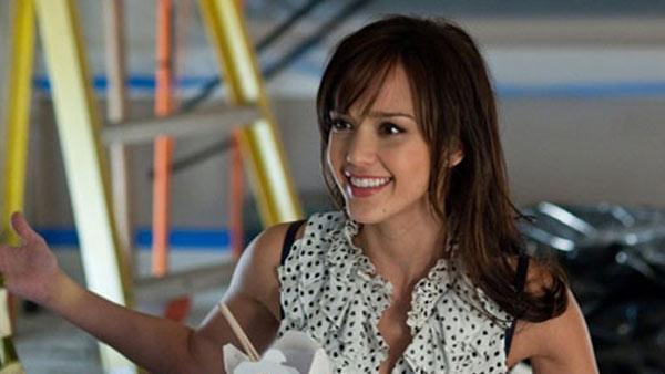Jessica Alba appears in a still from the film 'Little Fockers.'