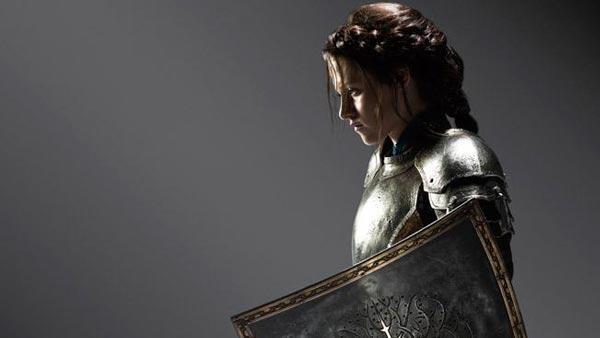 Kristen Stewart appears in a promotional still for the 2012 film Snow White and the Huntsman. - Provided courtesy of Universal Pictures