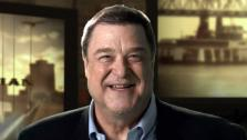 John Goodman appears in a still from The Big Uneasy documentary. - Provided courtesy of The Big Uneasy