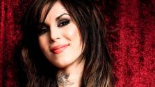 Kat Von D appears in a promotional photo for her TLC show LA Ink. - Provided courtesy of TLC