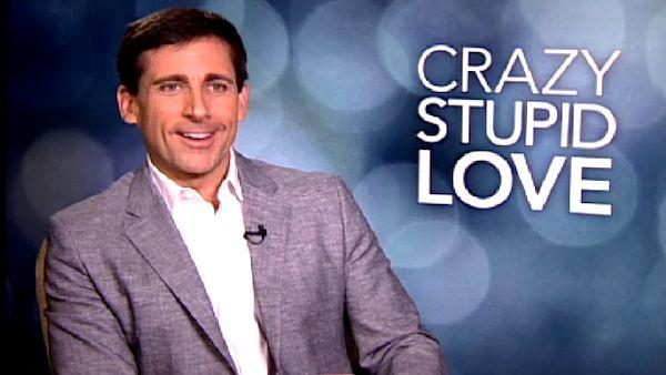 Steve Carrel talks 'Crazy Stupid Love'