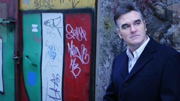 Morrissey appears in an undated photo from his official MySpace page. - Provided courtesy of MySpace.com/Morrissey