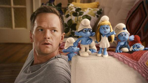 Neil Patrick Harris appears in a still from The Smurfs. - Provided courtesy of Sony Pictures Animation