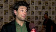 Andy Serkis of Rise of the Planet of the Apes talks to OnTheRedCarpet.com at San Diego Comic-Con. - Provided courtesy of OTRC