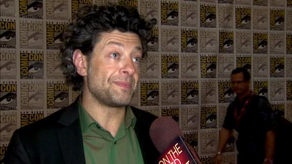 Andy Serkis talks becoming an 'Ape'