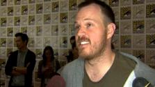 The Amazing Spider-Man director Marc Webb talks to OnTheRedCarpet.coml at San Diego Comic-Con. - Provided courtesy of OTRC