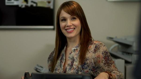 Marla Sokoloff appears in a scene from the 2011 film Scents and Sensibility. - Provided courtesy of Silver Peak Productions