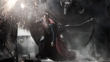 Hendry Cavill appears as Superman in a scene from the 2013 movie Man of Steel, as seen in this image released by Warner Bros. Pictured on Aug. 4, 2011. - Provided courtesy of Warner Bros. Pictures