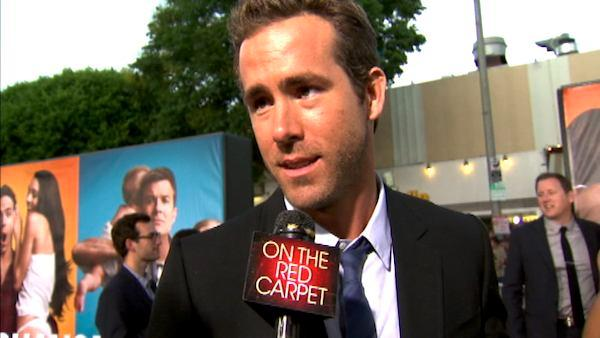Ryan Reynolds talks 'The Change-Up'