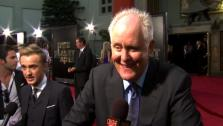 John Lithgow talks to OnTheRedCarpet.com at the Hollywood premiere of Rise of the Planet of the Apes. - Provided courtesy of OTRC