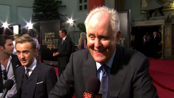 John Lithgow talks 'Rise of the Planet of the Apes'