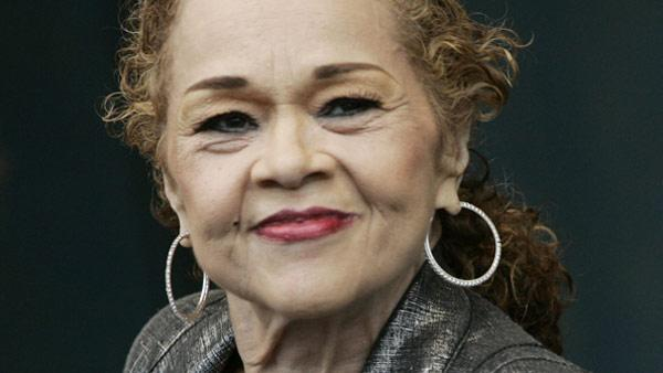 Etta James performs during the 2006 New Orleans Jazz and Heritage Festival in New Orleans in a Saturday, April 29, 2006 file photo - Provided courtesy of AP