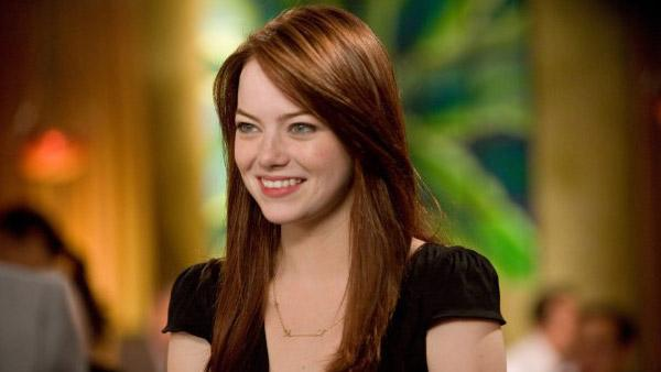 Emma Stone appears in a still from the 2011 film Crazy Stupid Love. - Provided courtesy of Warner Bros. Entertainment
