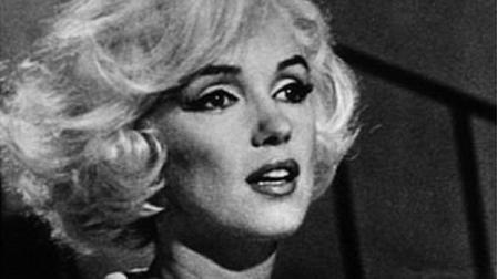 Marilyn Monroe appears in a scene from the 1962 film Somethings Got to Give.