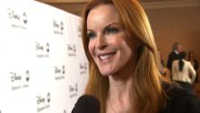 Marcia Cross opens up about the eighth and final season of the series.