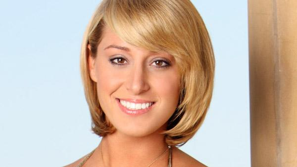 Vienna Girardi appears in a promotional photo for Bachelor Pad. - Provided courtesy of ABC / ABC / Craig Sjodin