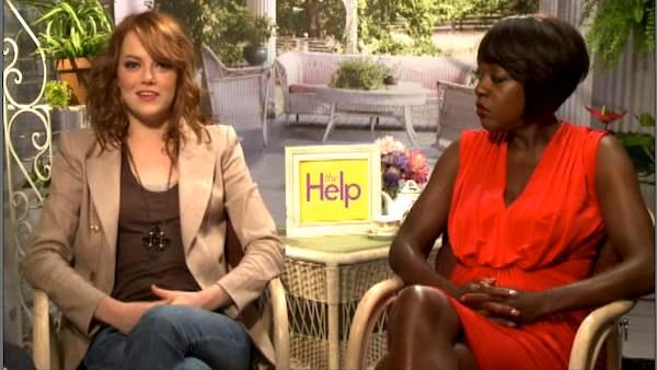 Emma Stone talks about her character in 'The Help'
