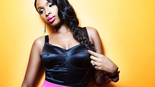 Jennifer Hudson appears in an undated promotional photo for her April AOL Sessions performance. - Provided courtesy of JenniferHudson.com