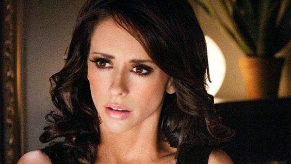 Jennifer Love Hewitt appears in a scene from the 2010 Lifetime movie The Client List. - Provided courtesy of Lifetime