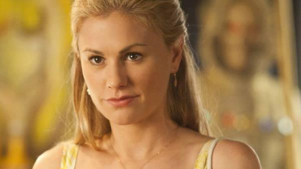 Anna Paquin appears in a scene from the fourth season of True Blood. - Provided courtesy of AP / HBO