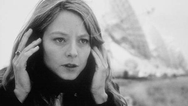 Jodie Foster appears in a promotional photo from the 1997 film, Contact. - Provided courtesy of Warner Bros. Pictures