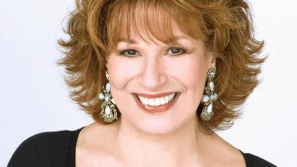Joy Behar appear in a promotional photo for The View. - Provided courtesy of ABC / ABC