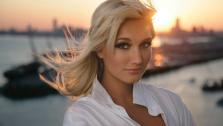 Brooke Hogan appears in an undated photo from her official website, BrookeHogansMusic.com. - Provided courtesy of BrookeHogansMusic.com