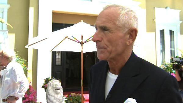 Frederic Prinz von Anhalt talks to OnTheRedCarpet.com at his 25th wedding anniversary celebration on August 14, 2011.
