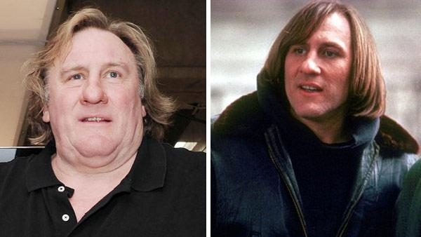 Luca Ciriani (FVG Vice President and Regional Councillor for Productive Activities, not pictured) appears with actor Gerard Depardieu at a wine event in Italy on April 10, 2010. / Gerard Depardieu appears in a scene from the 1990 movie Green Card. - Provided courtesy of flickr.com/photos/lucaciriani / Touchstone Pictures / Australian Film Finance Corporation