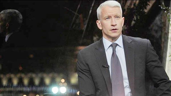 Anderson Cooper appears in an undated promotional photo featured on his Facebook page. - Provided courtesy of Facebook.com