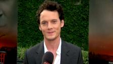 Anton Yelchin talks to OnTheRedCarpet.com at a screening for Fright Night. - Provided courtesy of OTRC