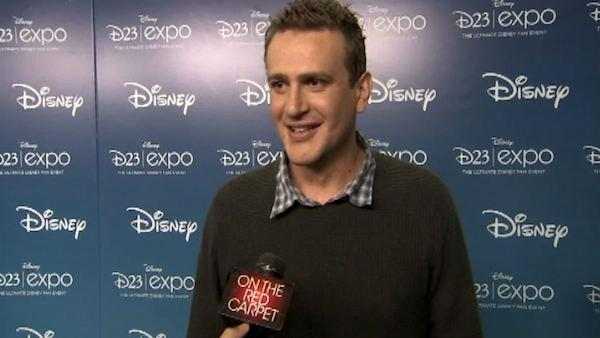 Jason Segel talks 'The Muppets'