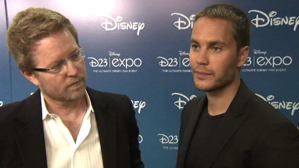 Taylor Kitsch talks 'John Carter'
