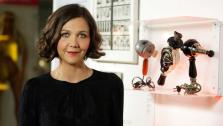 Maggie Gyllenhaal appears in a still from Curiosity. - Provided courtesy of Discovery Channel