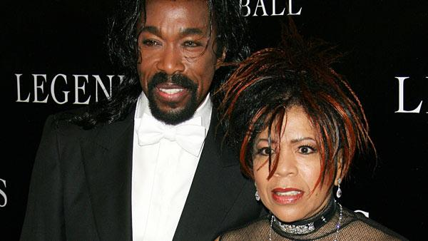 In this May 14, 2005 file photo, Nick Ashford and Valerie Simpson arrive at the Legends Ball in Santa Barbara, Calif.