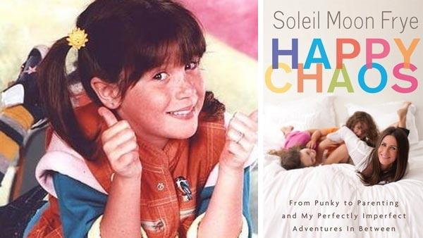 Soleil Moon Frye (Punky Brewster) talks book