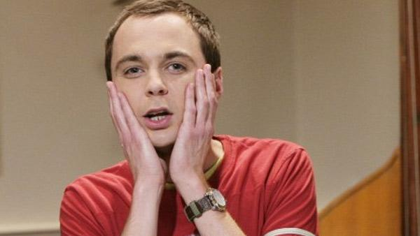 Jim Parsons appears in a scene from the CBS comedy series The Big Bang Theory. - Provided courtesy of CBS