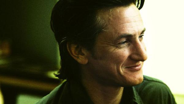 Sean Penn appears in a still from the 2003 film, 21 Grams. - Provided courtesy of Focus Films Inc.