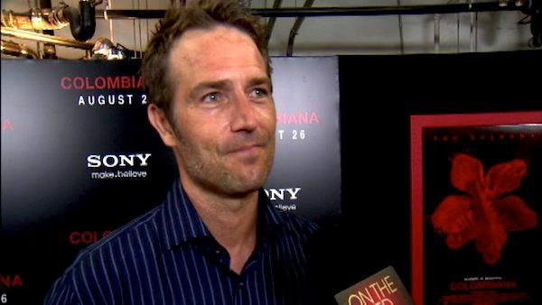 Michael Vartan on marriage and 'Columbiana'