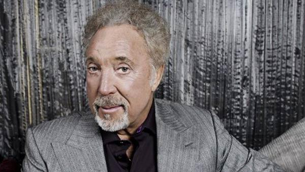 Tom Jones appears in a photo from his official facebook page. - Provided courtesy of facebook.com/pages/Tom-Jones