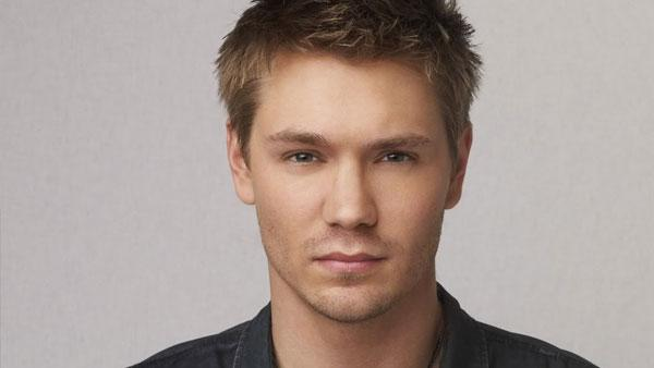 Chad Michael Murray in an undated promotional still for One Tree Hill. - Provided courtesy of The CW